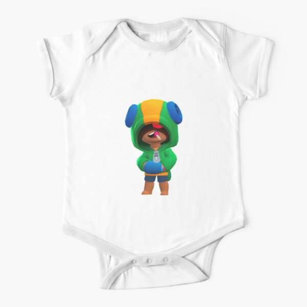 BS GREEN SKINS Short Sleeve Baby One-Piece