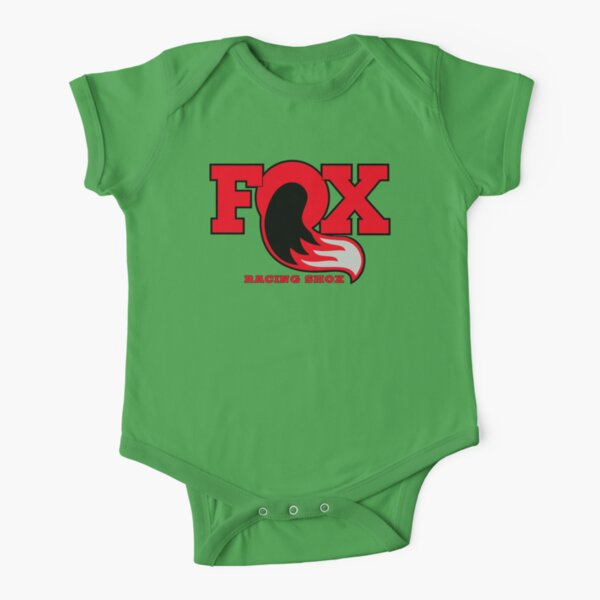 Fox Racing Shox - Red Short Sleeve Baby One-Piece