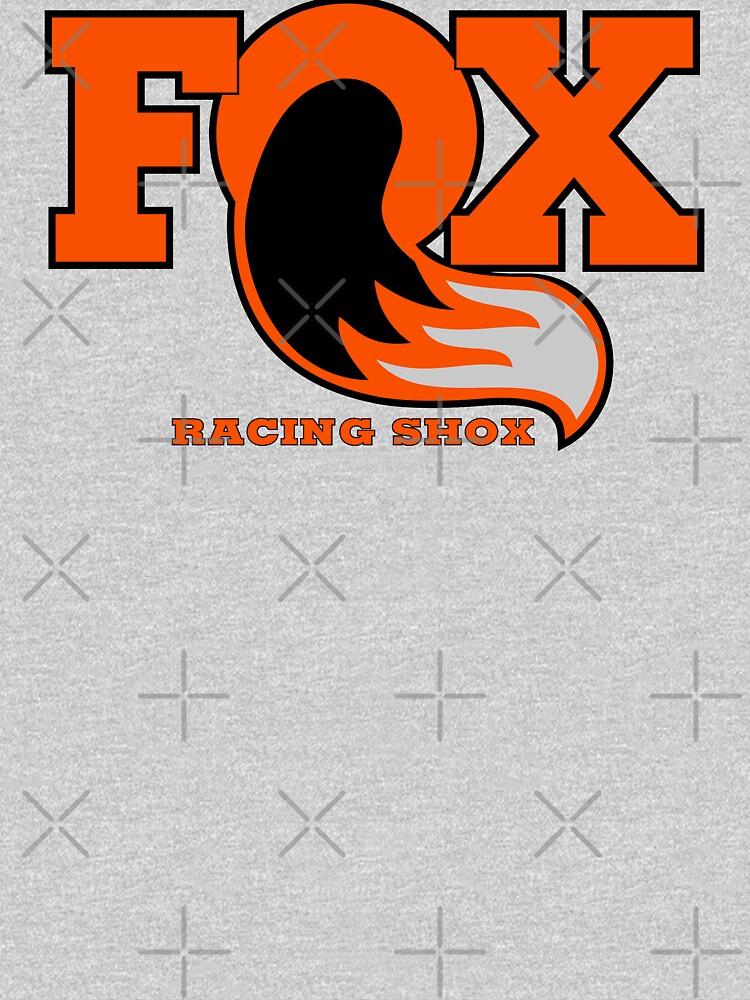 Fox Racing Shox - Orange by ItsMeRuva