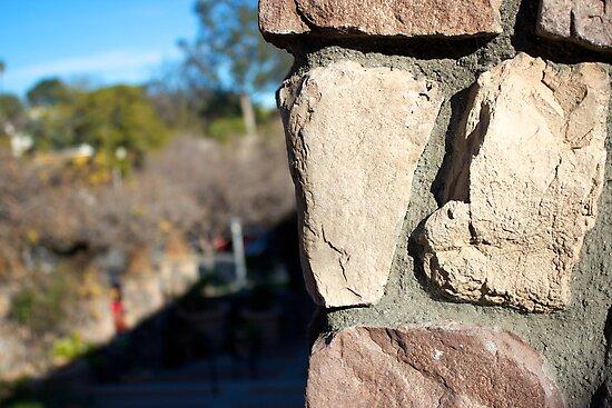 Stone Pillar by Vaillettephoto