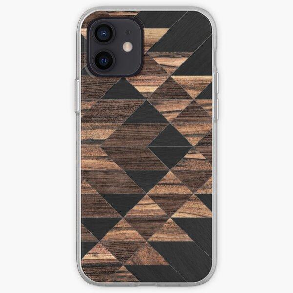 Urban Tribal Pattern No.11 - Aztec - Wood iPhone Soft Case