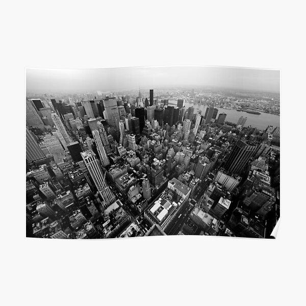 New York Vertigo Poster