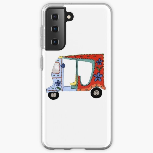Rickshaw Samsung Galaxy Soft Case