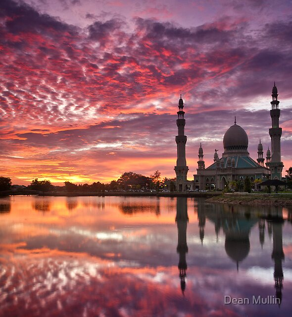 Evening Prayers by Dean Mullin