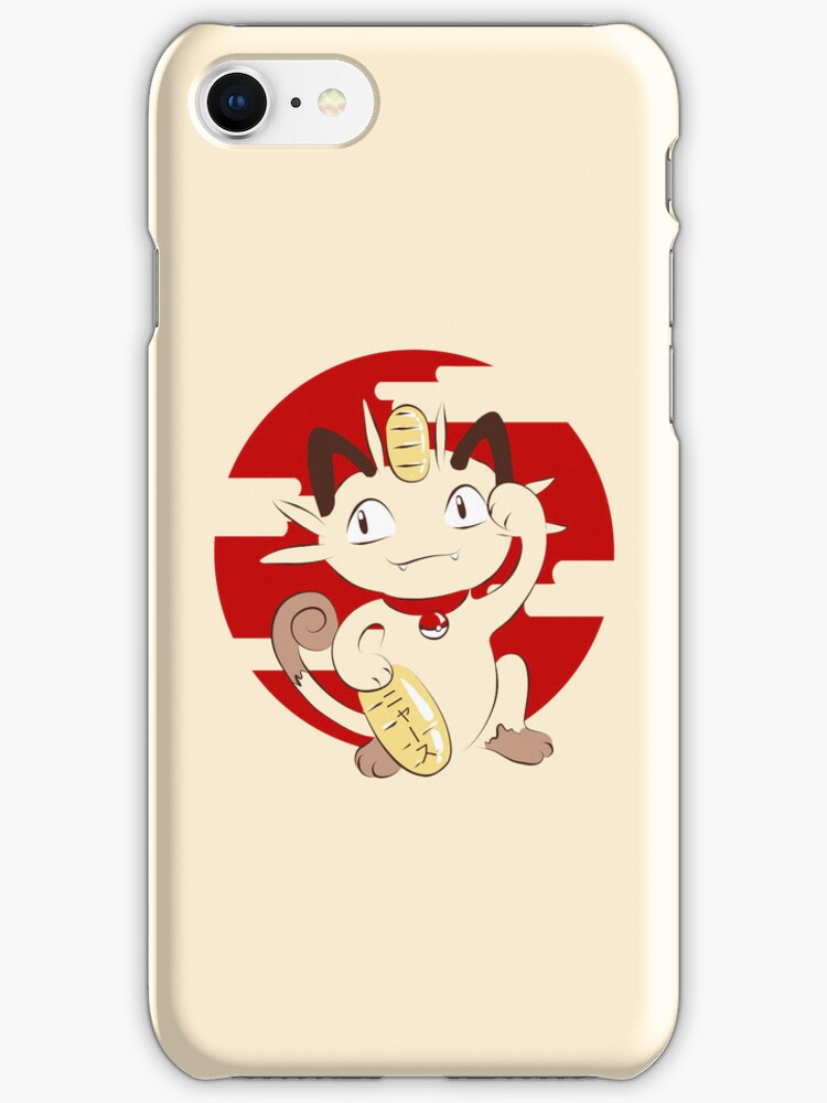 Lucky Meowth. by Snellby