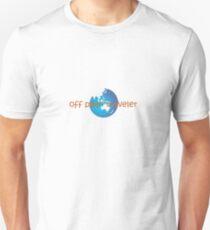 off peak traveler boyish tee Unisex T-Shirt