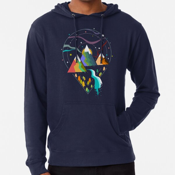 Hit the Road II Lightweight Hoodie