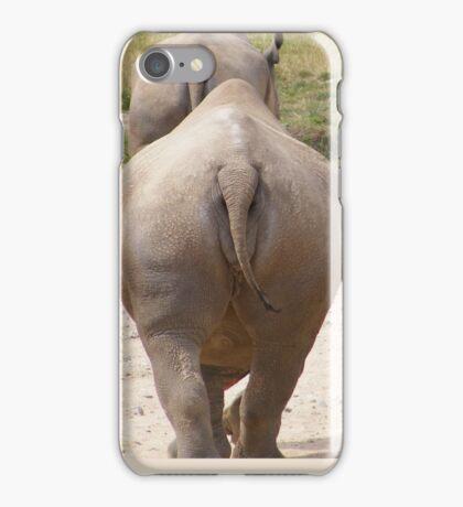 Big Bum iPhone Case/Skin