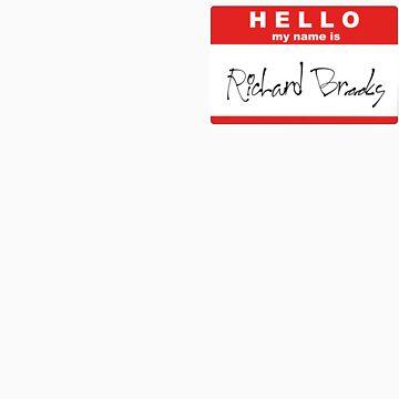 My Name is Richard Brooks  by jjangmiki