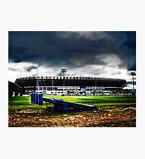 Murrayfield Stadium, Edinburgh, Scotland Photographic Print