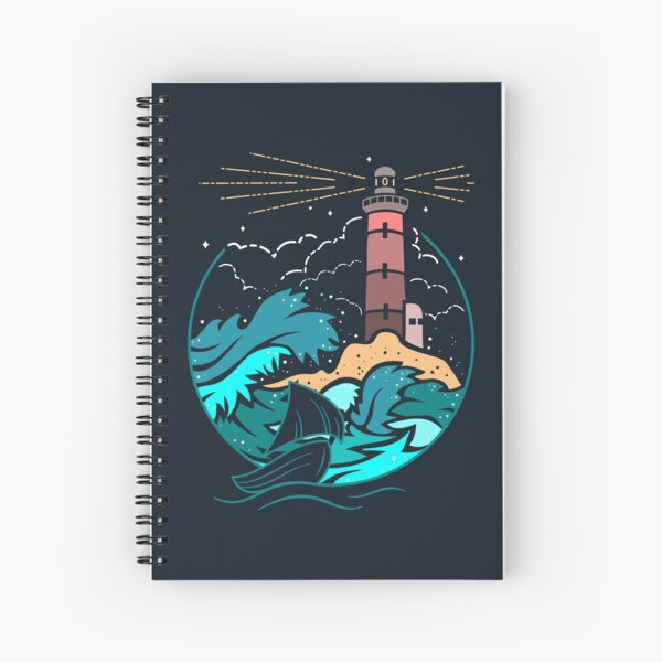 I'll Guide You Home... Spiral Notebook