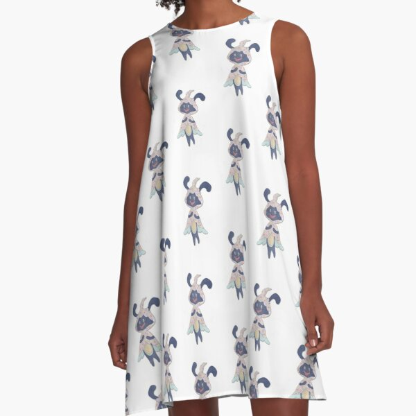Creature fairy multi A-Line Dress