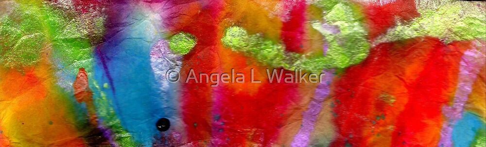 Rainbow Passion by © Angela L Walker