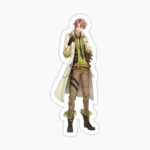 Code:Realize - Victor Frankestein Sticker
