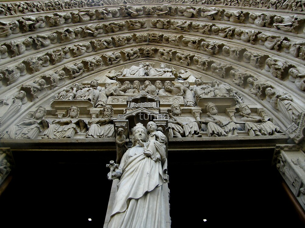 Artistry of the Lintel by tunna