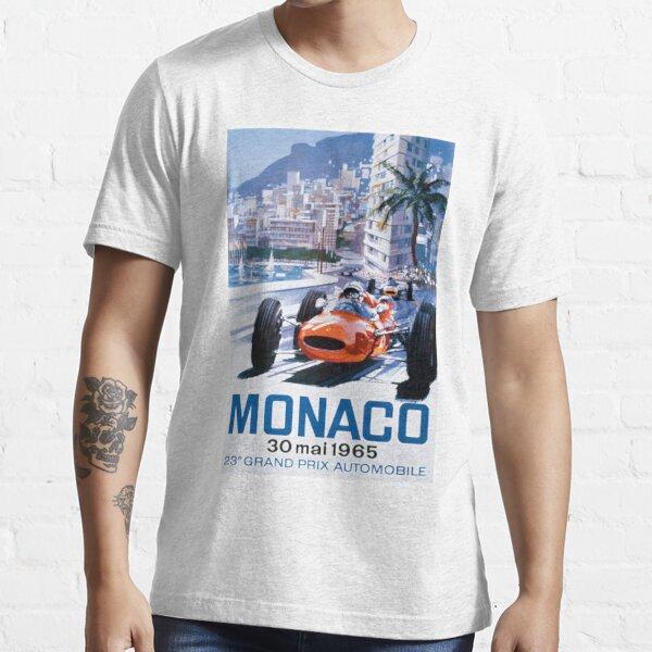 Monaco F1 Classic 1965 Camiseta esencial