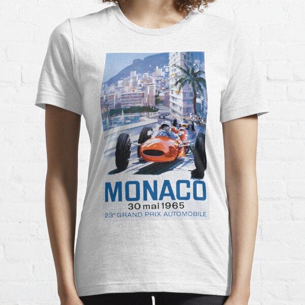 Monaco F1 Classic 1965 Essential T-Shirt