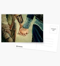 Outlaw Queen Postcards