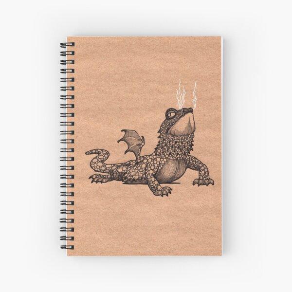 Tiny Dragon Spiral Notebook