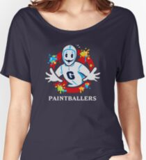 Paintballers Women's Relaxed Fit T-Shirt