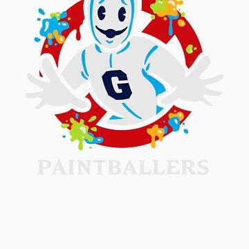 Paintballers by WinterArtwork