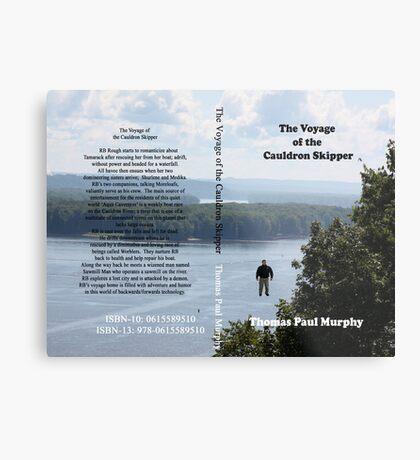 The Voyage of the Cauldron Skipper Metal Print