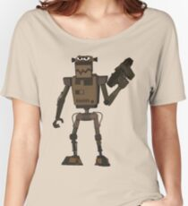 Grinder Kill Bot Women's Relaxed Fit T-Shirt