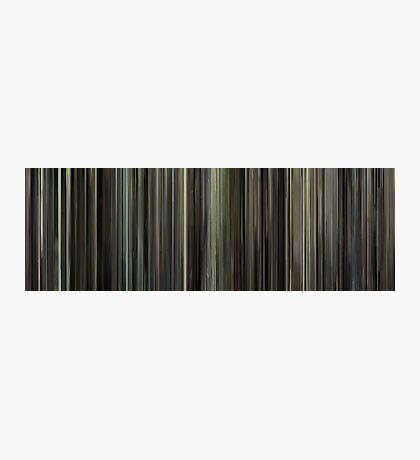 Moviebarcode: Beginners (2010) Photographic Print