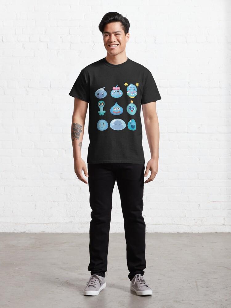 Alternate view of Blue Slime Buddies Classic T-Shirt