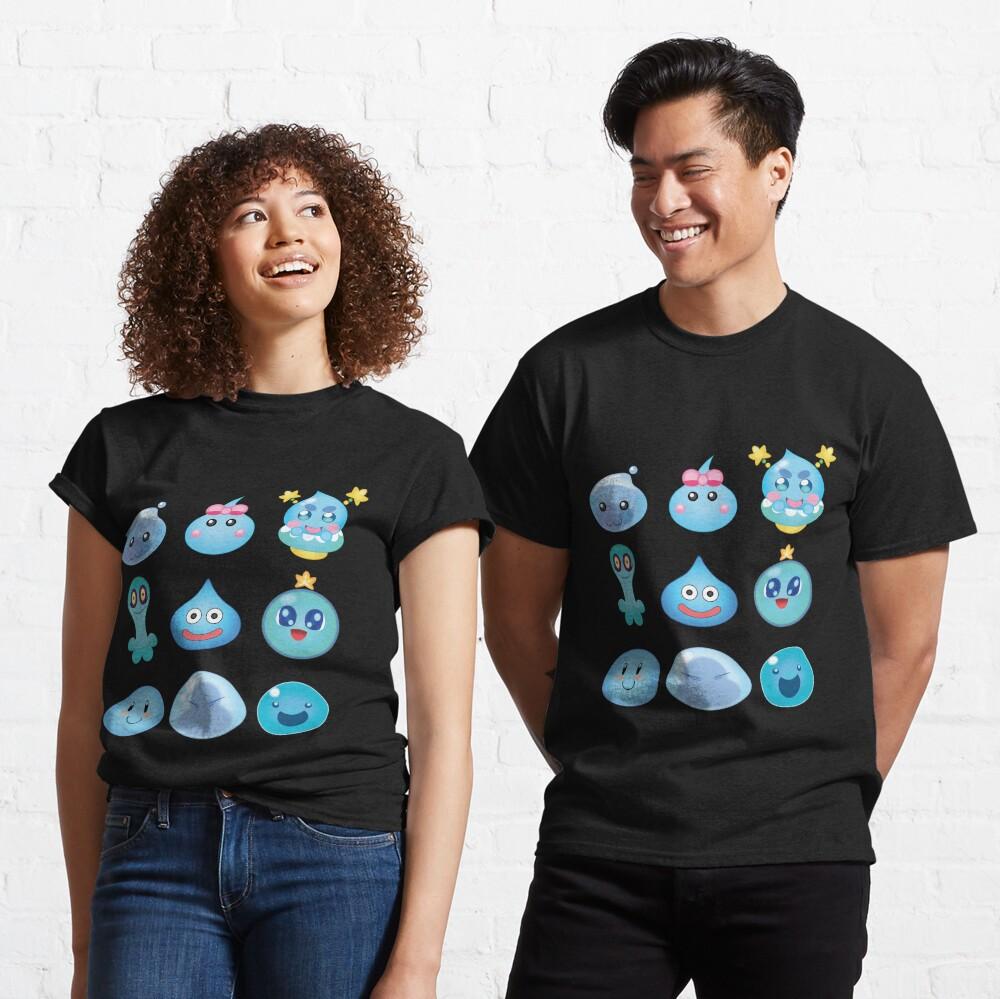 Blue Slime Buddies Classic T-Shirt