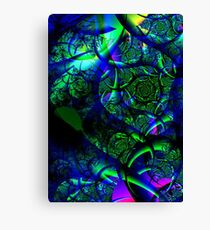 Oops Lost Again Canvas Print