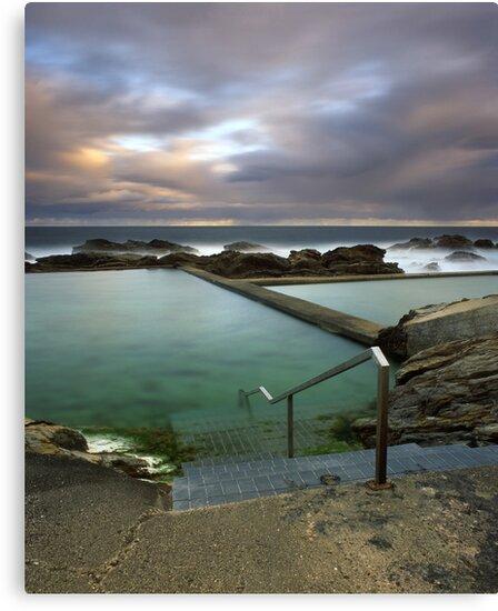 """To Swim By The Sea..."" ∞ Bermagui, NSW - Australia by Jason Asher"