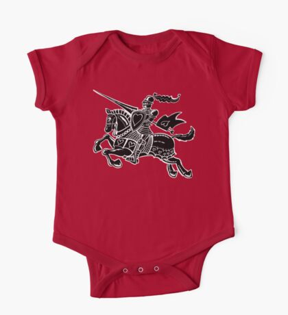 The Knight of Love Kids Clothes