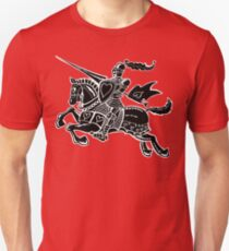 The Knight of Love Unisex T-Shirt
