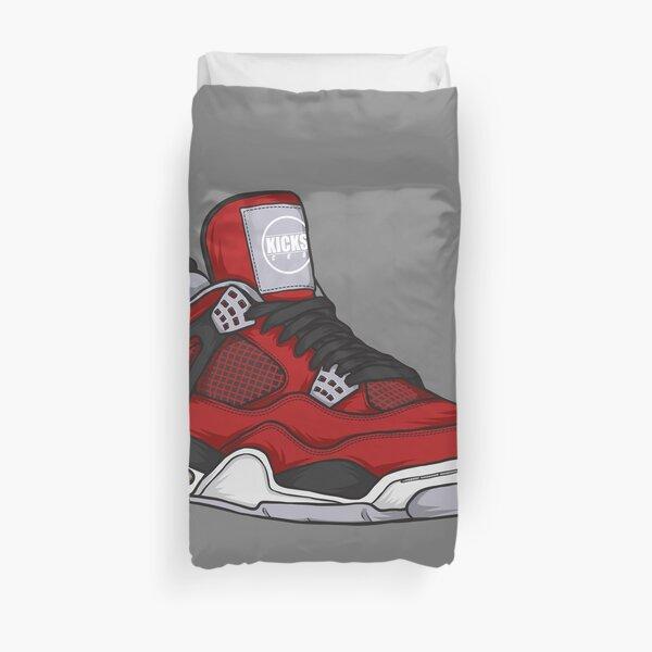Shoes Toro (Kicks) Duvet Cover