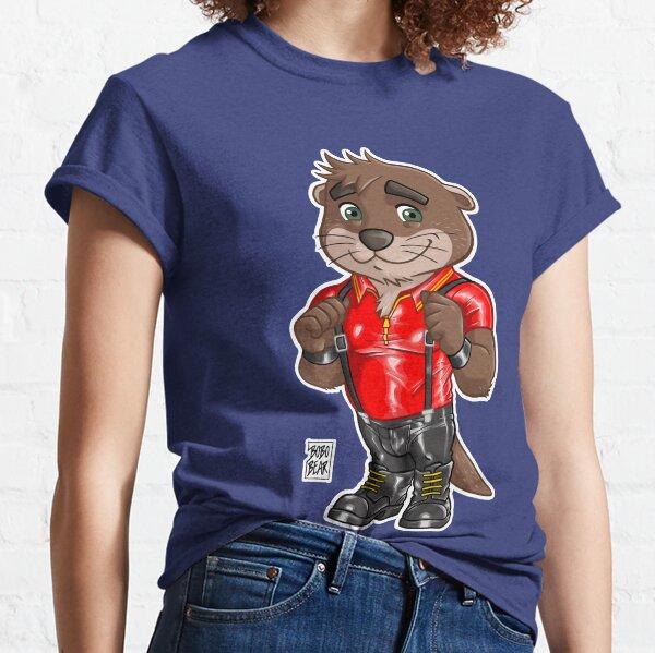 RUBBER OTTER - BEARZOO SERIES Classic T-Shirt