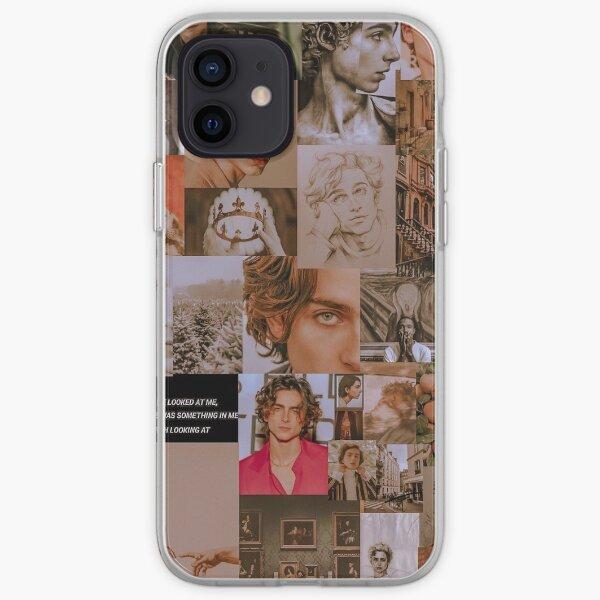 Timothee Chalamet Coque souple iPhone