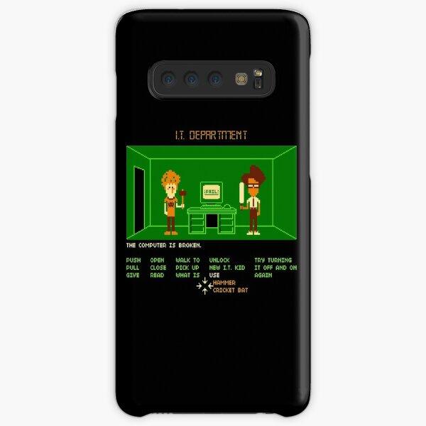 Maniac IT Department Samsung Galaxy Snap Case