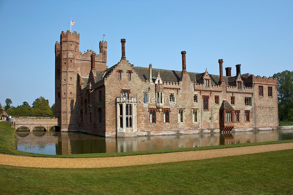 Oxborough Hall by Nick Jermy