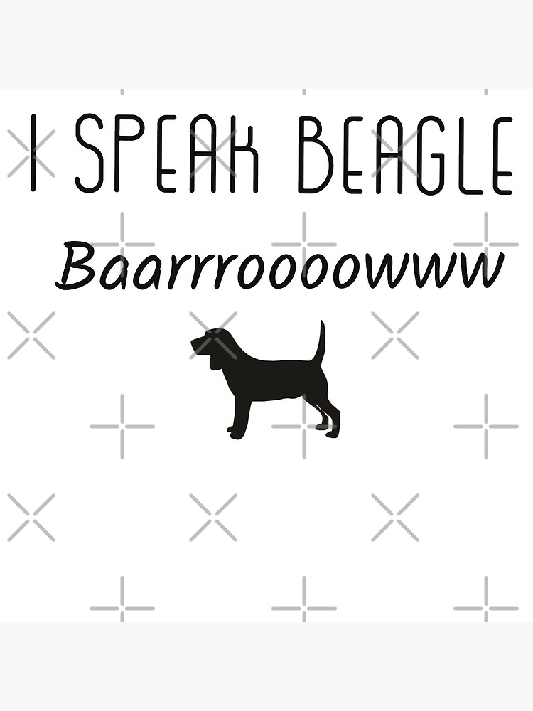 Speaking Beagle by mclaurin612