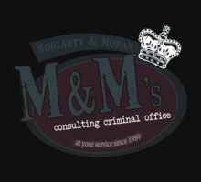 M&M's consulting criminal office