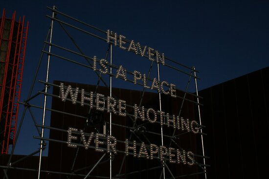 Heaven is a place on earth by closho