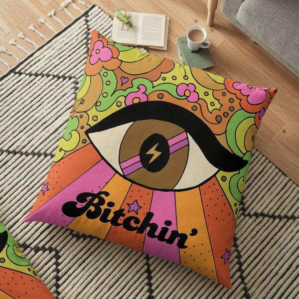 Bitchin' Floor Pillow