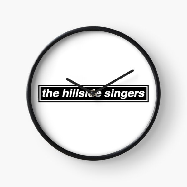 The Hillside Singers (I'd Like To Teach The World To Sing) - OASIS Band Tribute - MADE IN THE 90s Clock