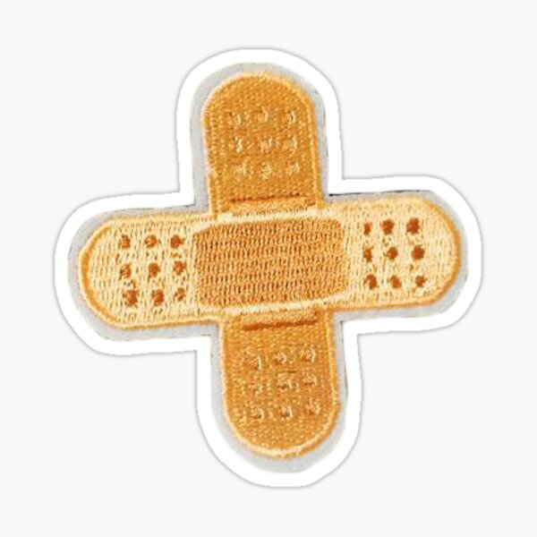 Band-aid Patch Sticker