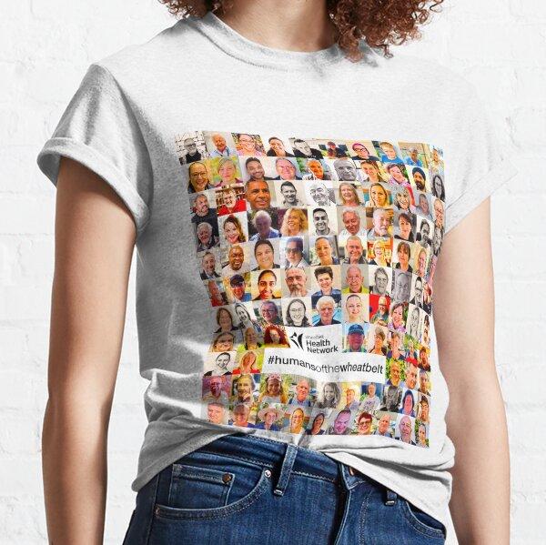 Humans of the Wheatbelt v6 Classic T-Shirt