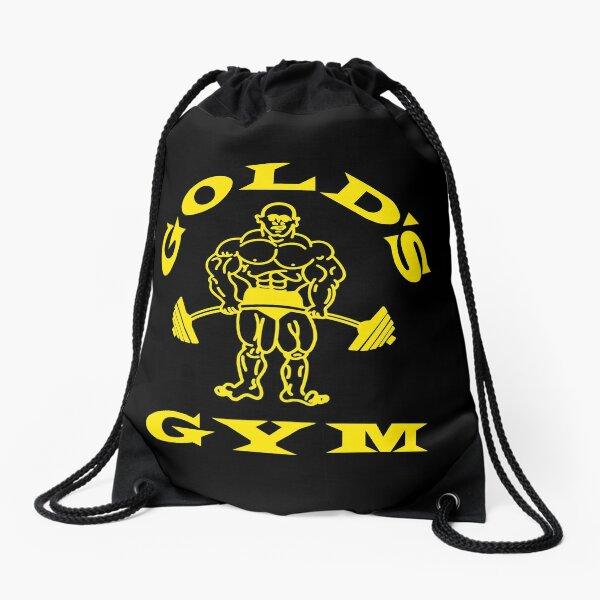 Gold's Gym Drawstring Bag