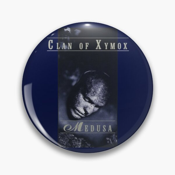 Clan of Xymox - Medusa Pin
