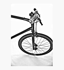 Fixie Photographic Print