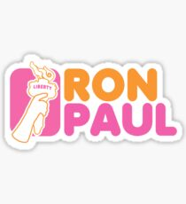 Ron Paul Liberty Sticker